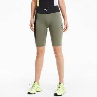 Puma Evide Women's High Waisted Tight Shorts