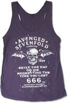 "Unknown Bravado Juniors Avenged Sevenfold ""Forever"" Tank Top (XS)"