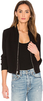 Theory Daryette B Bomber in Black. - size L (also in )