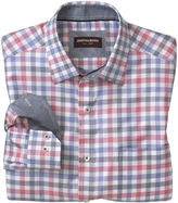 Johnston & Murphy Dash Windowpane Shirt
