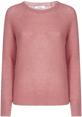 Max Mara Crewneck Knitted Sweater