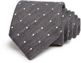 John Varvatos Melange Dot Classic Tie