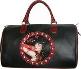 Bettie Page Women's Overnight Bag VIXEN1016