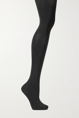 Spanx Luxe Leg High-rise 60 Denier Shaping Tights - Black