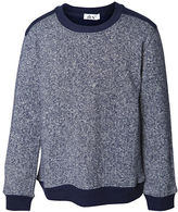 Dex Long Sleeve Cotton-Blend Pullover