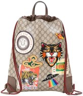 Gucci Men's 473872K9rvt8863 Pvc Backpack