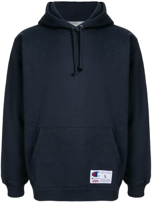 Palace x Champion Outline Hoodie