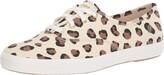 Keds Women's Champion Leopard Sneaker