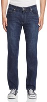 Paige Normandie Straight Fit Jeans in Yates