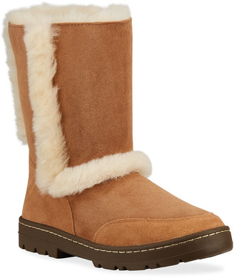 UGG Sundance Short II Revival Water-Resistant Boots