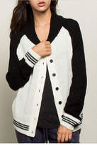 POL Black White Varsity