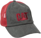 Caterpillar Men's Trademark Mesh Cap