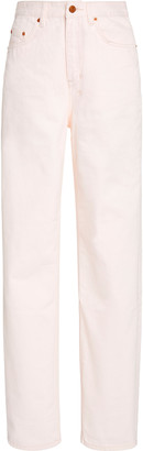 Ksubi Playback Rigid High-Rise Straight-Leg Jean