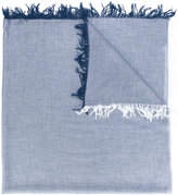 Dondup fringed scarf - men - Viscose/Modal - One Size