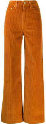 Levi's corduroy flared trousers