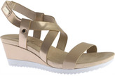 Anne Klein Women's Shanni Wedge Sandal