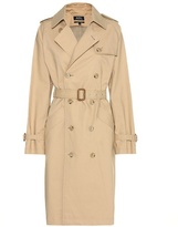 A.P.C. Julianne cotton trenchcoat
