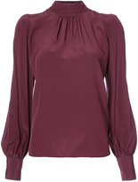 Marc Jacobs roll-neck blouse