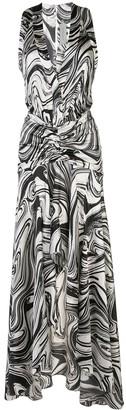 Silvia Tcherassi Egle printed dress