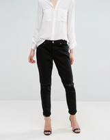 J Brand Maria Ankle Cuff Jeans