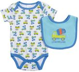 Baby Boy Cutie Pie Bodysuit & Bib Set