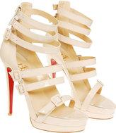 'Differa' buckle heel