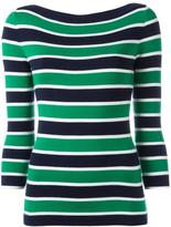 Michael Kors cashmere striped jumper