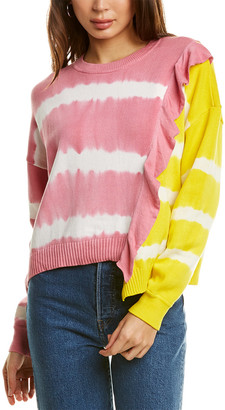Parker Jorja Combo Sweater