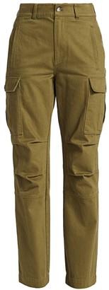 Alexander Wang Twill Cargo Pants