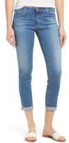 AG Jeans Women's The Stilt Roll Cuff Cigarette Leg Jeans