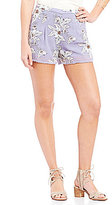 Gianni Bini Tammy Floral Print Soft Short