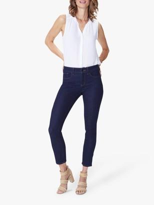 NYDJ Alina Skinny Ankle Jeans, Rinse