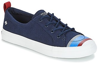 Sperry CREST VIBE BUOY STRIPE women's Shoes (Trainers) in Blue