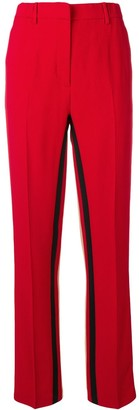 No.21 tailored fit trousers