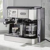 Crate & Barrel Delonghi ® Combination Coffee/Espressso Machine