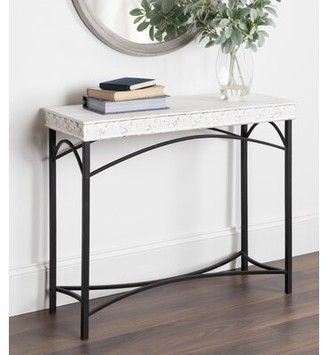 Philips Charlton Home St Marsh Country Cottage Wood Console Table Charlton Home
