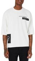 Topman Men's Circuit Print Sweatshirt