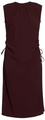 Marni Ruched Midi Dress