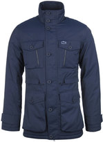 Lacoste Eclipse Navy Padded Field Jacket