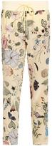 Gucci Floral Print Jogging Pants