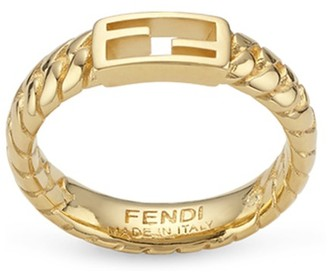 Fendi Baguette Ring Medium