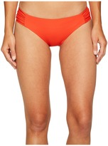 Becca by Rebecca Virtue Color Code Tab Side Bottom Women's Swimwear