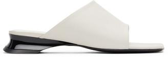 Dorateymur Off-White Sporty Sandals