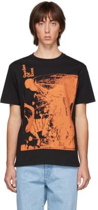 Raf Simons Black Garden Of Even Slim Fit T-Shirt