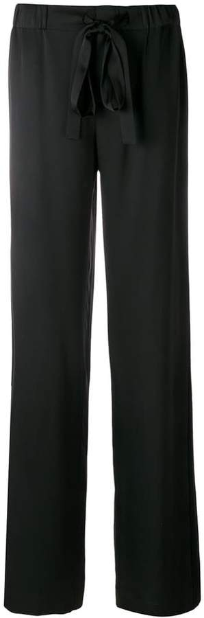 Tom Ford drawstring waist straight trousers