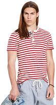 Denim & Supply Ralph Lauren Striped American-Flag Henley