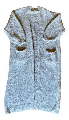 American Vintage Grey Wool Knitwear