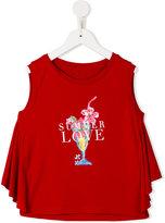 Lapin House Love blouse