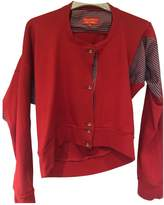 Vivienne Westwood Red Polyester Tops