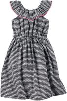 Carter's Toddler Girl Geometric Dress